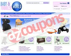 Baby and Toddler World Coupon Codes