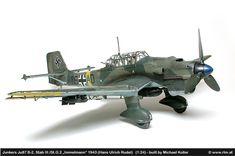 Junkers Ju87 B-2