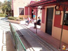 Torrellano con niños: El museo del Ferrocarril y el Circuito Vapor Vivo www.conlosninosenlamochila.com