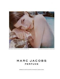 Sofia Coppola for Marc Jacobs Perfume Spring 2002
