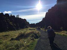 National Park. Iceland.