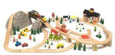 BigJigs+Mountain+Railway+Set+(112+pieces)