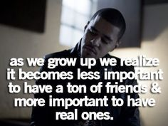 J Cole Relationship Quotes