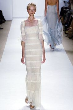 J. Mendel Spring 2006 Ready-to-Wear Collection Photos - Vogue