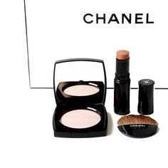 LES BEIGES. #chanel #chanelmakeup #chanelparis