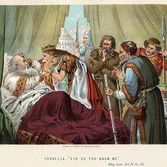 "Shakespeare | obra ""el rey lear"""