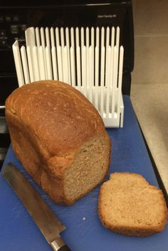 Bread machine cinnamon and sugar bread. I added 1 tsp vanilla and 1 tsp more cinnamon. DC