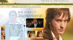 Mr. Darcy Description - Pride & Prejudice (2005) #janeausten #joewright #fanart