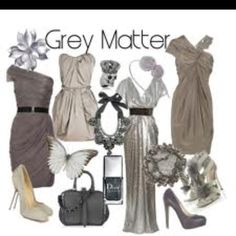 Love gray!