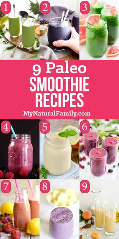 Tropical Paleo Green Smoothie - Recipes to try - Breakfast Smoothie Paleo Green Smoothie, Paleo Smoothie Recipes, Breakfast Smoothie Recipes, Paleo Breakfast, Fruit Smoothies, Healthy Smoothies, Healthy Meals, Breakfast Quesadilla, Kiwi Smoothie