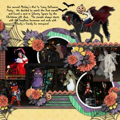 Boo To You Parade - Page 7 - MouseScrappers.com