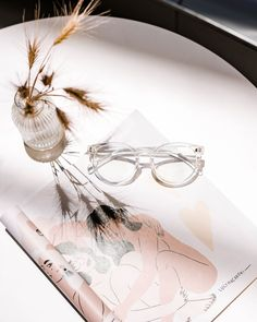 Decidedly cute with a retro attitude, the Lindsay opticals feature a subtle cat-eye and round shape. Encapsulating all that is cool, these frames will bring out a playful yet pulled together look. Subtle Cat Eye, Eyewear, Attitude, Light Blue, Frames, Shape, Glasses, Retro, Cool Stuff