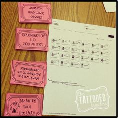 the tattooed teacher: class dojo coupon idea