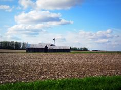 rural idyll on an #ohio highway.