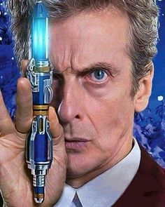 Doctor Who 12th Doctors Sonic Screwdriver!