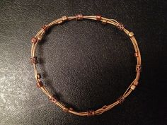 Acoustic strings & copper beads