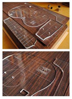 VIOLA MINEIRA: Fevereiro 2015 Acoustic Guitar Kits, Custom Acoustic Guitars, Guitar Art, Custom Guitars, Cool Ukulele, Cool Guitar, Cigar Box Guitar Kit, Design Tradicional, Ukulele Soprano