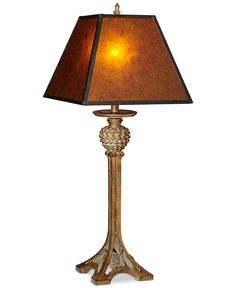 Pacific Coast Drummond Table Lamp - Lighting & Lamps - For The Home - Macy's