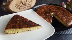 Kartoffel Pfannenbörek - Rezept von Punds Backparadies Feta, Tiramisu, French Toast, Pie, Breakfast, Ethnic Recipes, Desserts, Youtube, Turkish Recipes