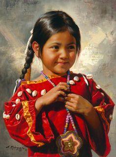 Дикий, дикий Запад в картинах Альфредо Родригеса
