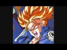 DBZ: Heroic Trunks Theme! Amazing music
