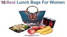 Best Lunch Bags For Women | Ten Best Cool Bento Lunch Bags For Women Adu... Best Lunch Bags, Bento, Cool Stuff, Women, Bento Box