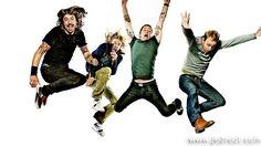 Foo Fighters :)