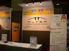 ALTEA e BRIEFING nel SAP Village di SMAU Milano 2012, per presentare le ultime novità sulle Soluzioni applicative SAP e le tecnologie più innovative. 10.2012, Milano
