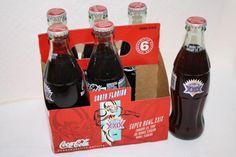 Coca Cola 1995 XXIX Super Bowl 6 pack unopened $15 Coca Cola, Pepsi, Coke, Bottles For Sale, City Living, Nascar, Super Bowl, Cool Words, Appreciation