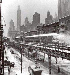 NEW YORK CITY 1940s