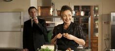 """Haute Cuisine"""" the movie based on a woman chef who worked as the personal chef to French President Mitterand"""