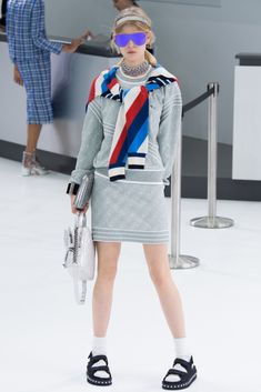 Vogue.com | Ready To Wear 2016 S/S Chanel Collection