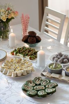 Snacks Für Party, Appetizers For Party, Drink Recipe Book, Cooking A Roast, Good Food, Yummy Food, Cookery Books, Polish Recipes, Tortilla
