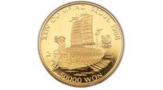 Gold 1 Oz Coin - 1988 Seoul Olympics