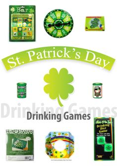 Best drinking games for st patrick s day drinking games day