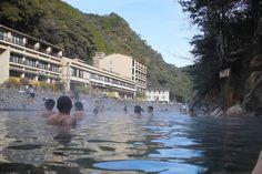 川が温泉に大変身!冬のみ楽しめる無料の「仙人風呂」 | 川湯温泉 仙人風呂 - City's Pride