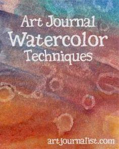 water-color-techniques