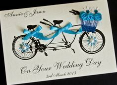 *Beautiful Handmade Wedding Card*  ·        Good quality 250gsmleather-ecru card is used.  ·        Size card 170 mm x 120 mm  ·        The t...