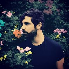 Yannis Philippakis / Smell the Roses by Neil Krug