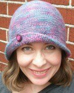 Hugs For Your Head: The Not-Just-For-Chemo Reversible Cloche - a free pattern