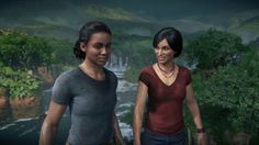 Uncharted the lost legacy: new e3 playthrough. [video] from press site.