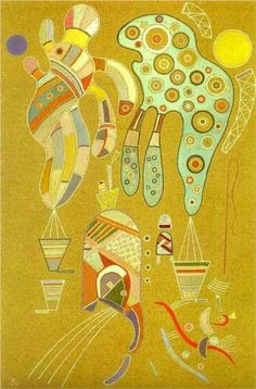 Untitled - Wassily Kandinsky - WikiPaintings.org