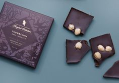 This Gorgeous Chocolate Collection is What Fairytales Are Made Of — The Dieline | Packaging & Branding Design & Innovation News