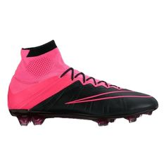 Nike Mercurial Superfly Leather Firm Ground Cleats