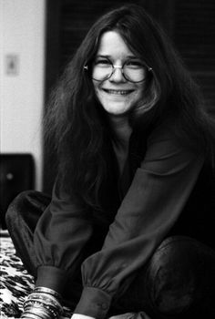 Janis Joplin at the Chelsea Hotel, 1969