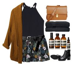"""""""Untitled #2137"""" by credendovides ❤ liked on Polyvore featuring A.L.C., ASOS, Retrò and Aesop"""