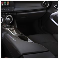 2010-2015 Camaro Hot Wheels Edition Fender Emblem Badge Set Gloss Black White