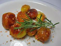 Braune Kartoffeln oder karamellisierte Kartoffeln, ein raffiniertes Rezept aus der Kategorie Kochen. Bewertungen: 22. Durchschnitt: Ø 4,4.