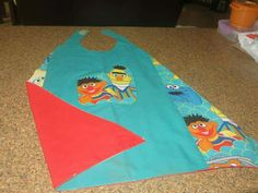 Capes by Betty Hodson. Want to get involved in creating capes for sick children? Visit www.capes4kidsaustralia.com.au