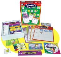 Sensory Diet Game - A Companion Game to the Sensory Diet Cards Sensory Diet, Sensory Issues, Sensory Activities, Sensory Play, Daycare Forms, Kids Daycare, Infant Lesson Plans, Motor Planning, Language Development